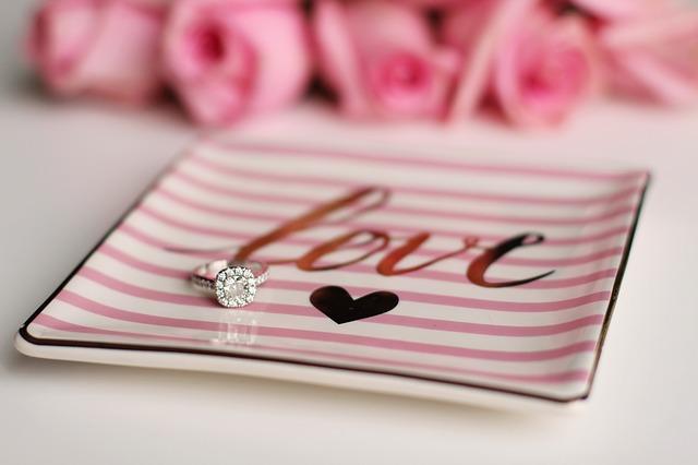 prsten z lásky